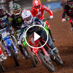 250SX Main Event Highlights - Round 12 Salt Lake City