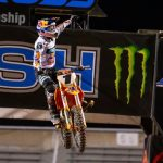 Cooper Webb wins Salt Lake City Supercross Race 2