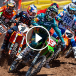 450SX Main Event Highlights - Round 11 Salt Lake City