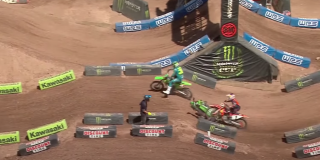 VIDEO: Adam Cianciarulo run...