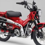 Honda CT125 coming to Australia!