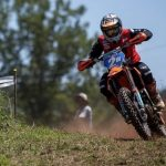 Mackenzie Tricker wins Full Gas Sprint Enduro Round 3
